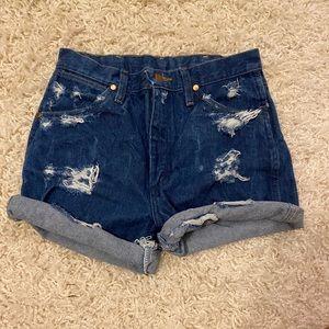 Vintage Wrangler Shorts